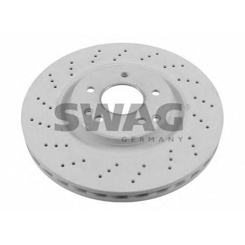 Febı 26107 Ön Disk Ayna (Sport Paket) - Marka: Ml - W203/209 - Yıl: 00-07 - Motor: Bm