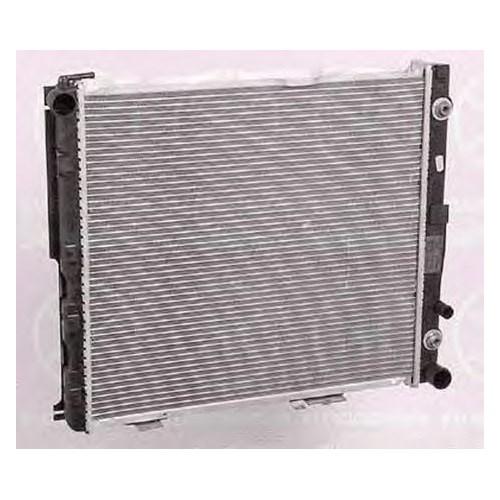 Behr 8Mk376712451 Radyatör (-Ac) - Marka: Ml - W124 - Yıl: 90-95 - Motor: Om605-606