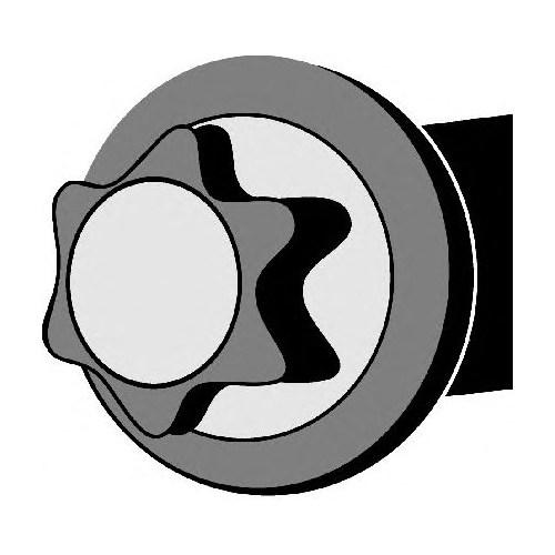 Elrıng 803060 Silindir Kapak Saplaması (Tk.10 Adet) - Marka: Opel - Corsa B-C/Astra F-G-H-J/Insıgnıa/Vectra B - Yıl: 96- - Motor: 1,4-1,6