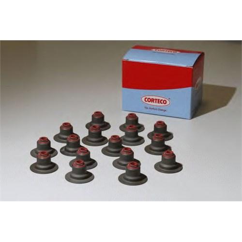 Elrıng 530070 Marka: Bmw - E81/82/88/F20/21/90/91/92/93/F30/31/60/61/F10/11/X1/X3 F25 - Yıl: 07-12 - Supap Lastik (Set) - Motor: N47