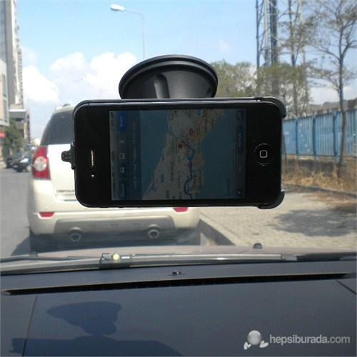 Wooshin 360 Derece Dönebilen İphone 4G/4S TelefonTutucu 11383