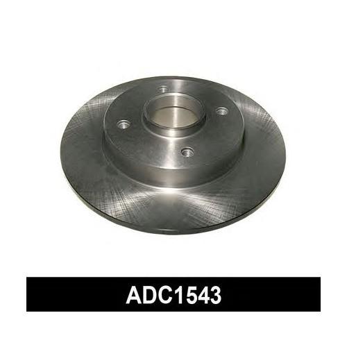 Trw Df4452 Arka Disk Ayna (Takım) - Marka: Pejo - C4/307 - Yıl: 06-10 - Motor: 1,6 Dv6