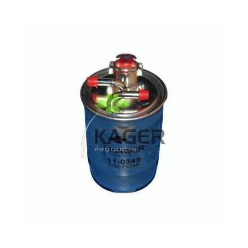 Hengst H143wk Yakıt Filtre - Marka: Vw - Sharan - Yıl: 96- - Motor: 1,9 Tdı