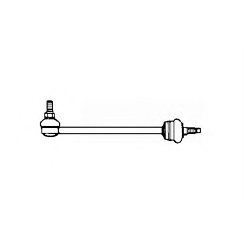 Aml 4000941 Z Rotu Ön P205 (83-98)- P309 (85-93)- C15 85=> (Gtı) (L=332Mm)