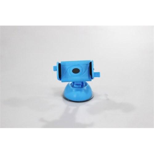 Space Telefon Tutacağı Otomatik Kapanan+Vantuzlu / Mavi