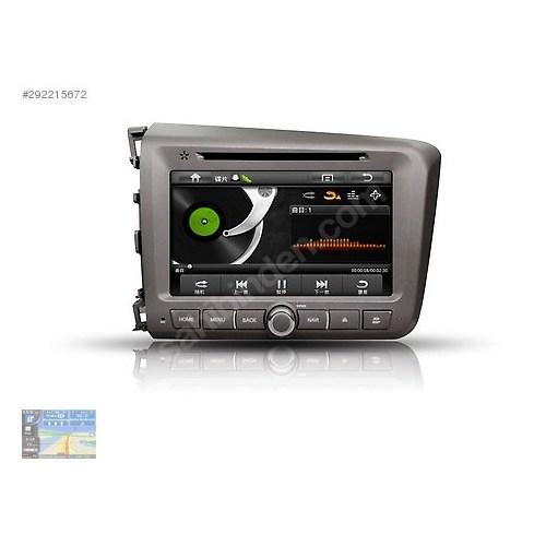 Avt Honda Civic Old Multimedya Sistemleri