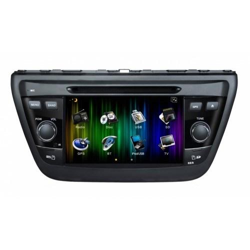 Avt Suzuki S Cross Multimedya Sistemleri