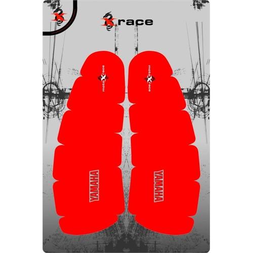Xrace Txdy 02 Yamaha Kırmızı Yan Pad