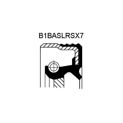 Corteco 12011310B Yağ Keçesi (70 X 88 X 8) Albea-Palıo-Doblo-Uno 60