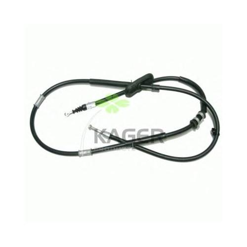 Cavo 5902723 El Fren Telı Arka Sag/Sol ( Opel : Insıgnıa 09-/Insıgnıa Tourer 09- )