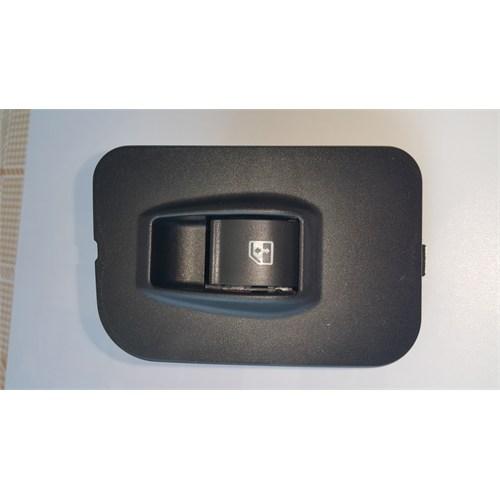 Peugeot Bıpper - Nemo Cam Anah. Sağ - Çerçeveli Cam Düğmesi