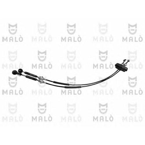 Yer M610438 Vites+Debriyaj Kumanda Teli Trafıc Iı-Vıvaro-Mb Vito (M608747)