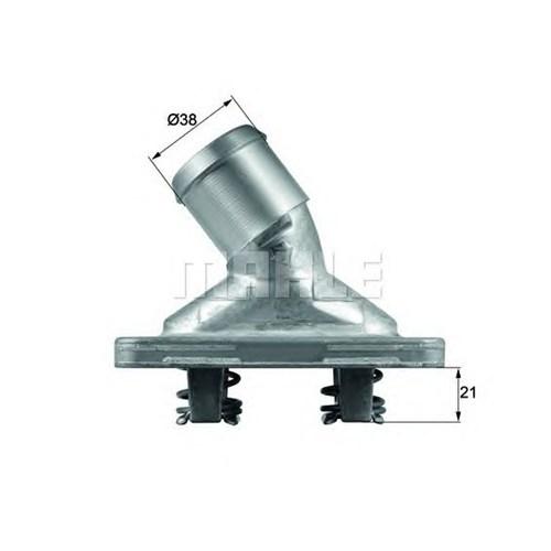 Wahler 3145.79D Termostat (Komple) Vw Lt35 (01-06)-Lt46 (97-06) 2.8 Tdı (79C)
