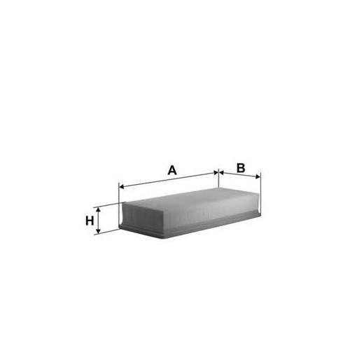 Mann C24123.2 Hava Fıltresı Laguna Iı 1.9Dcı-1.6 16V-2.0 16V-2.2Dcı- Espace Iv 1.9Dcı-2.0Dcı-2.0Turbo