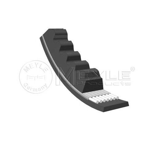 Bando 9.5X1275 V-Kayısı Tırtıllı 10X1275 Opel Ford-Volvo