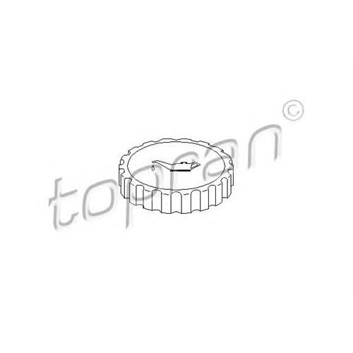 Topran 201299755 Motor Yağ Kapağı Astra F-G-Combo-Corsa A-B-Vectra A-B