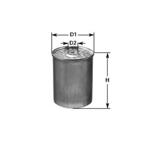 Purflux Cs178a Mazot Fıltre Elemanı P205-P405-P605-J7-P309-C25-Bx-Xm <-89