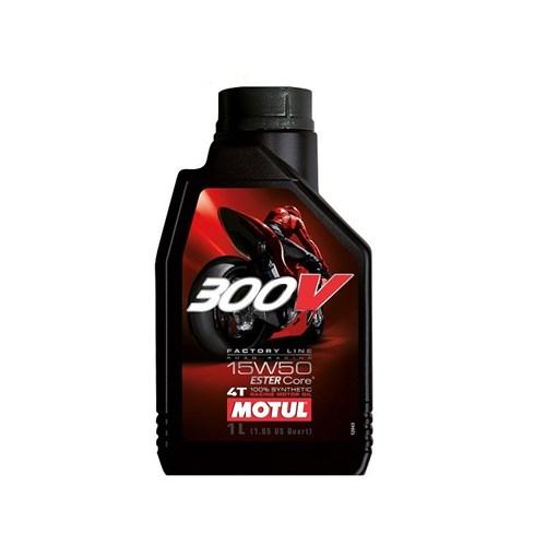 Motul 300V Factory Line 4T 15W-50 1 Litre