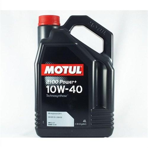 Motul 2100 Power+ 10W40 4 Litre