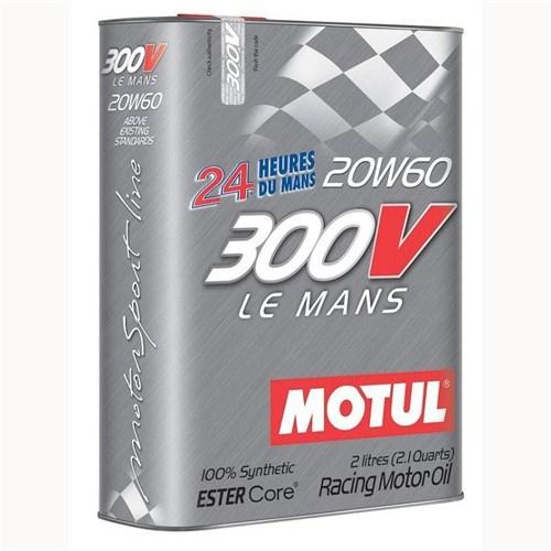 Motul 300V Le Mans 20W-60 2 Litre