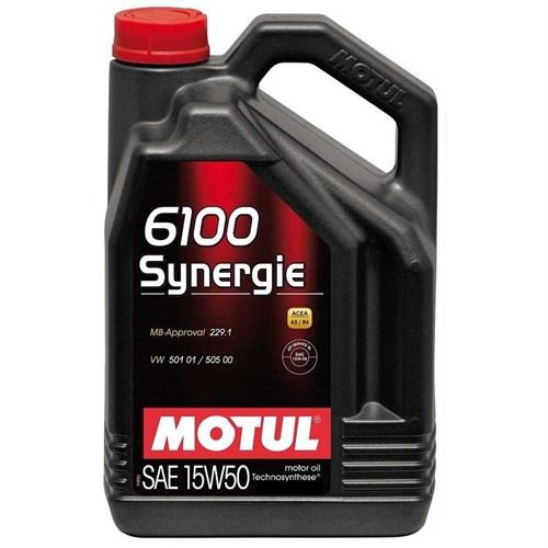 Motul 6100 Synergıe 15W50 4 Litre