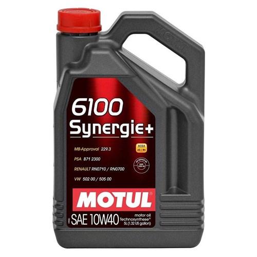 Motul 6100 Synergıe+ 10W40 5 Litre
