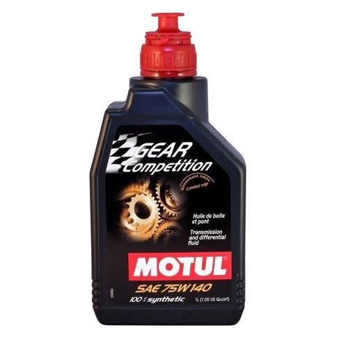 Motul Gear Competıtıon 75W140 1 Litre