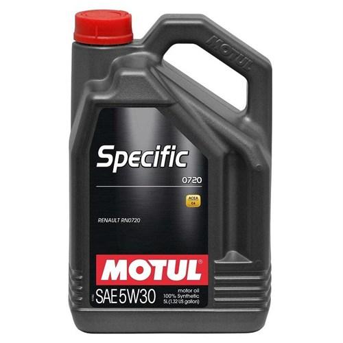 Motul Specific 0720 5W-30 5 Litre
