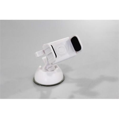 Space Telefon Tutacağı Otomatik Kapanan+Vantuzlu / Beyaz
