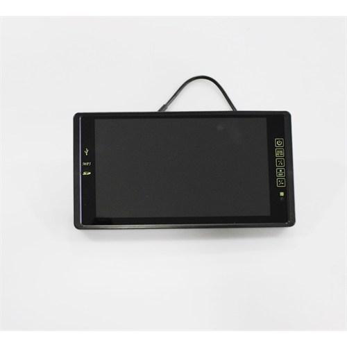 Space Monitör / 9 İnch / Mp5+Bluetooth+Ayna Uyumlu-Ayaklı