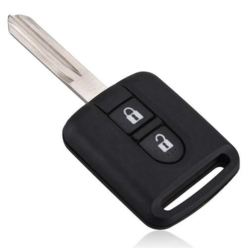 Gsk Nissan Almera Anahtar Kabı 2 Tuş