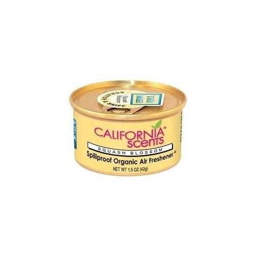 "California Car Scents ""SQuash Blossom"" Meyve Tozu Kokusu (Made in U.S.A)"