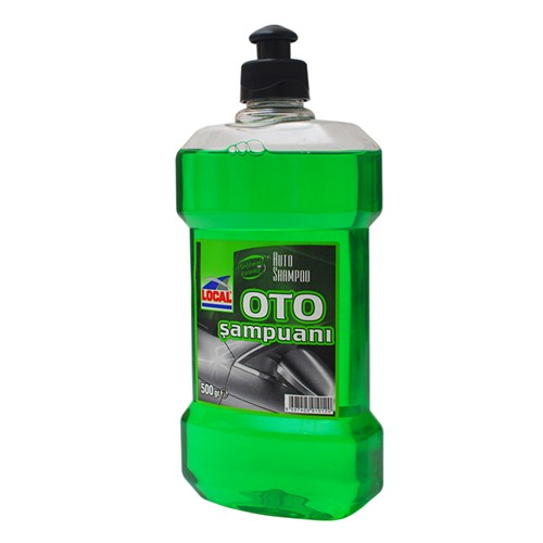 Local Oto Şampuanı 500 Ml