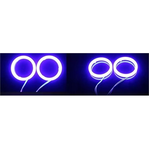 Space Angel Led - Neon Görünümlü Beyaz 10,3Cm 12-24V
