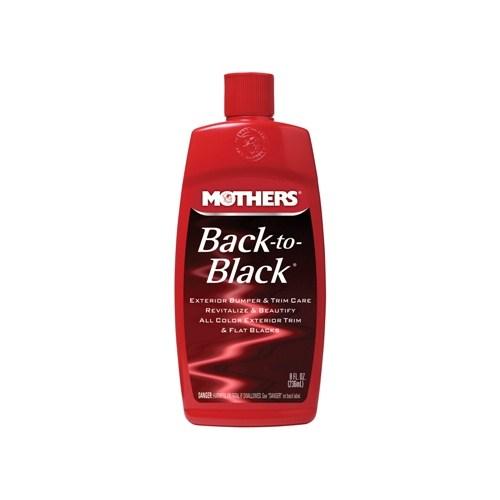 Mothers® Back-To-Black® Dış Aksesuar Bakımı 236 Ml