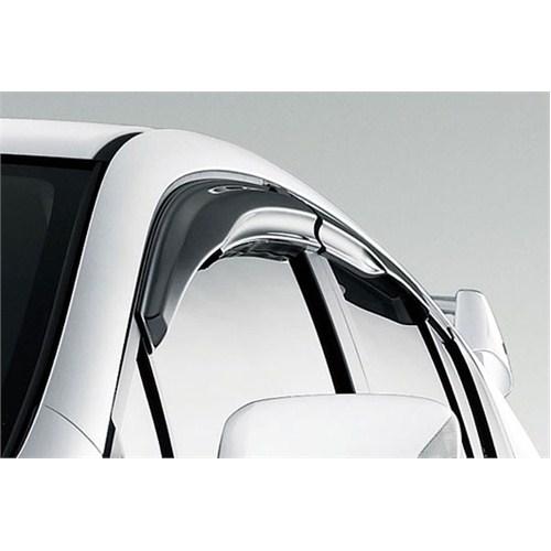 TARZ Volkswagen Jetta Mugen Cam Rüzgarlığı Ön/Arka Set 2006/2011
