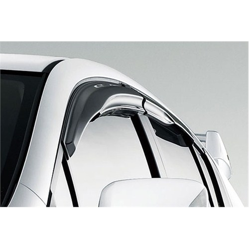 TARZ Peugeot 207 Mugen Cam Rüzgarlığı Ön/Arka Set