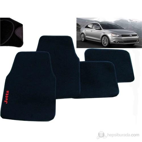 Z tech Volkswagen Jetta 2011 Sonrası Araca Özel Halı Paspas