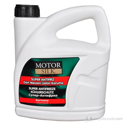 Motorsilk 3lt Antifreeze