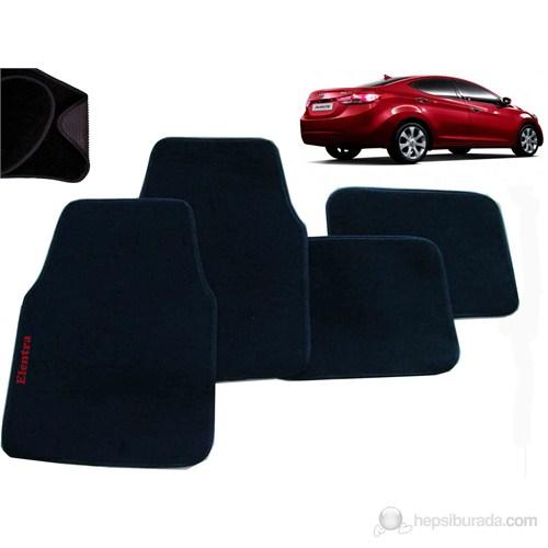 Z tech Hyundai Elantra 2011 Sonrası Araca Özel Halı Paspas