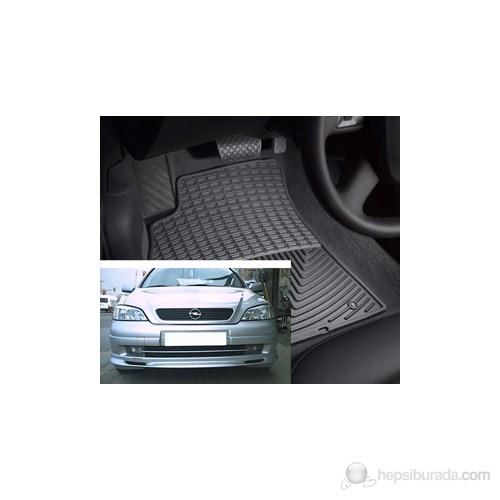 Opel Zafira Orjinal Paspas Seti %100 Kauçuk 00/04