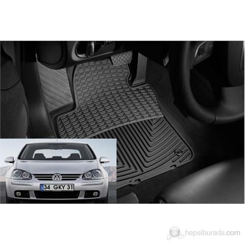 Volkswagen Golf 5 Orjinal Paspas Seti %100 Kauçuk (2004/2009)