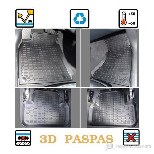 Z tech Nissan Xtrail 3D Havuzlu Ekolojik Paspas (2007 sonrası)