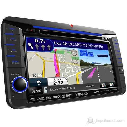Kenwood Dnx-531 Volkswagen,Seat,Skoda Direk Uyumlu Navigasyonlu Görüntü Sistemi