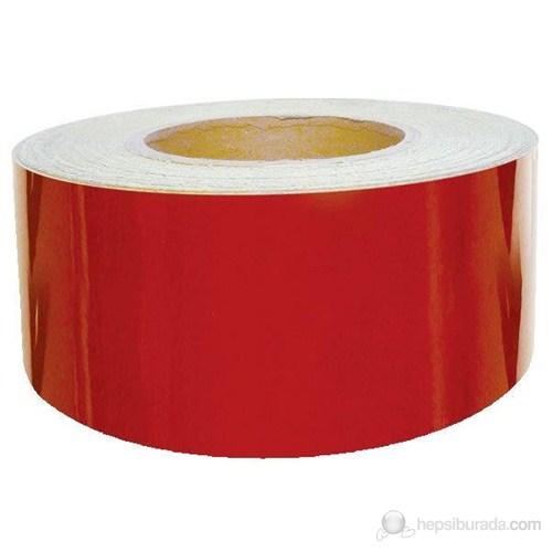 Modacar 9 Cm Genişlik Kırmızı Fosfor 5 Metre 540016