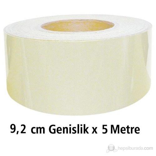 Modacar 9 Cm Genişlik Beyaz Fosfor 5 Metre 54D021