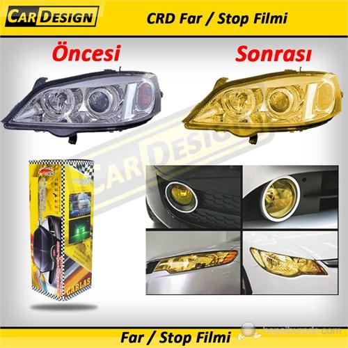 CRD Far / Stop Filmi SARI 30 cm x 10 Metre (Rulo)