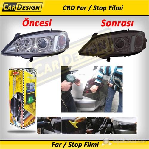 CRD Far / Stop Filmi SİYAH 30 cm x 10 Metre(Rulo)