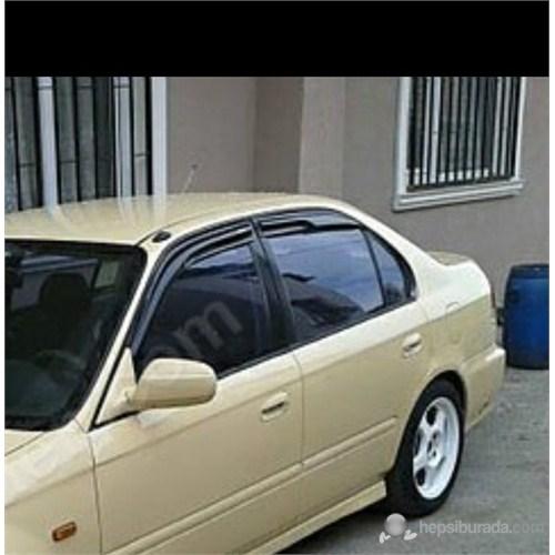 TARZ Honda Civic Mugen Cam Rüzgarlığı 1996/2001 Ön/Arka Set