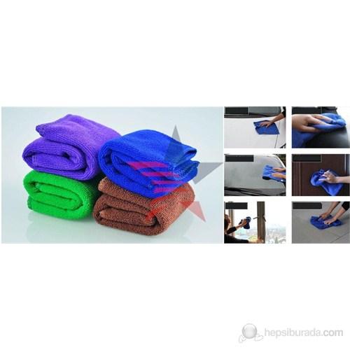 Modacar Mıcrofıber Havlu Temizlik Bezi 4 Adet 091190